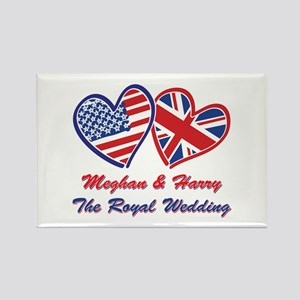 The Royal Wedding Magnets