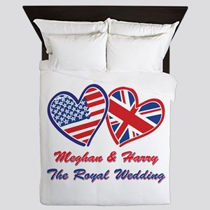 The Royal Wedding Queen Duvet
