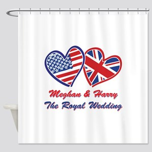 The Royal Wedding Shower Curtain