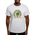 Official Irish Drinking Team Light T-Shirt