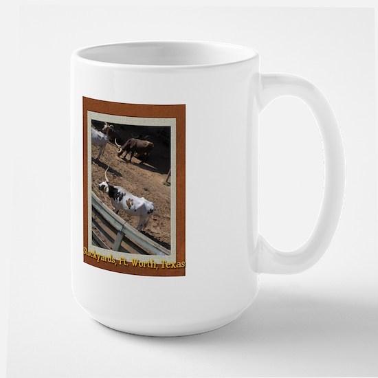 Stockyards #2 Large Mug