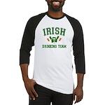 Irish Drinking Team Baseball Jersey