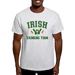 Irish Drinking Team Light T-Shirt