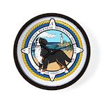 North Coast Logo - Wall Clock