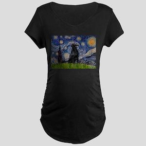 Starry Night FCR Maternity Dark T-Shirt