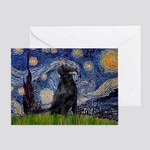 Starry Night FCR Greeting Card