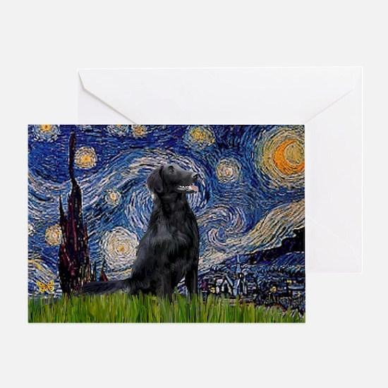 Starry Night FCR Greeting Card