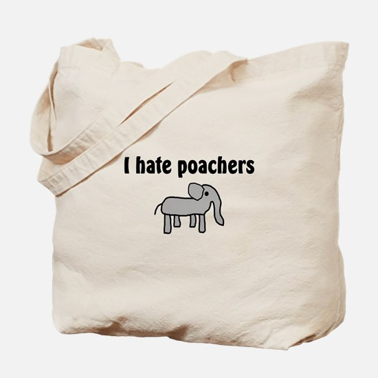 Wildlife Activist Tote Bag