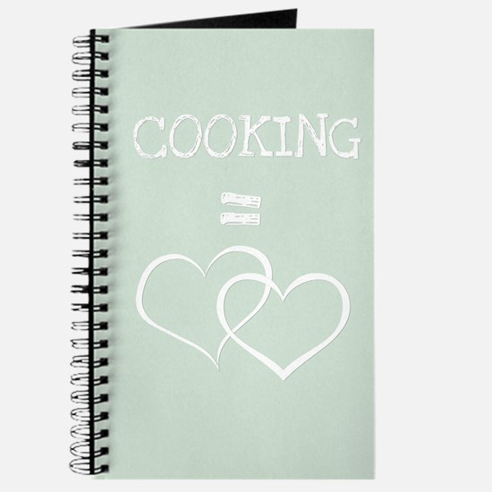 Cute Cookbook Journal
