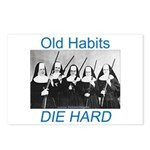 Old Habits Postcards (Package of 8)