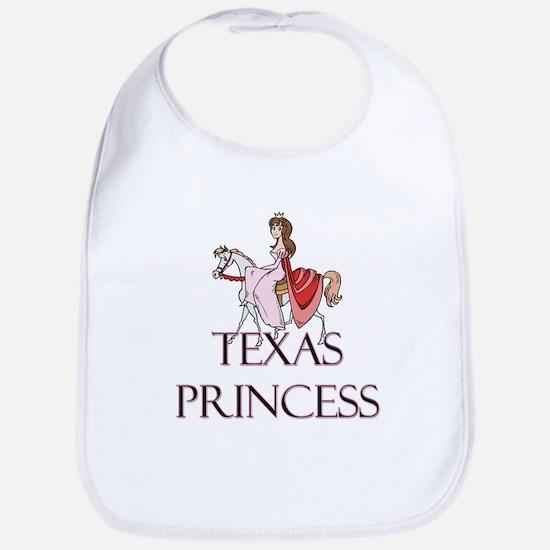 Texas Princess Bib