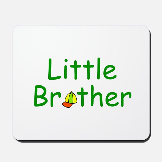Little Brother Tshirts and Gifts Mousepad