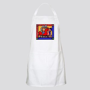 Knights Templar Light Apron