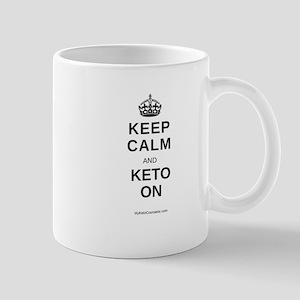 KETO ON Mugs