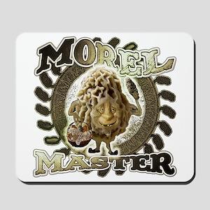 Morel Master gifts Mousepad