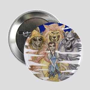 "Moonlight Werewolves ""OZ"" 2.25"" Button 10 pk"