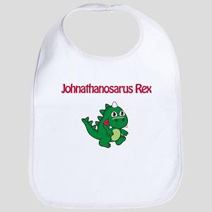 Johnathanosaurus Rex Bib