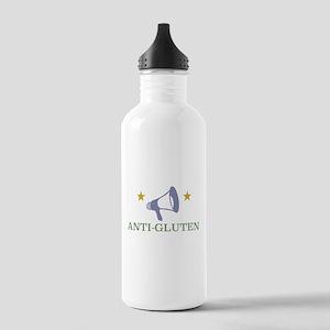 Anti-Gluten Stainless Water Bottle 1.0L