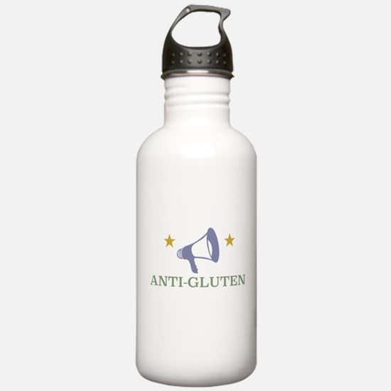 Anti-Gluten Water Bottle
