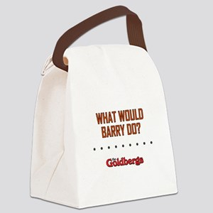 WWBD? Canvas Lunch Bag