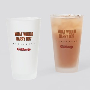 WWBD? Drinking Glass