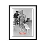 Tom Platz *Collectors Series* Framed Panel Print