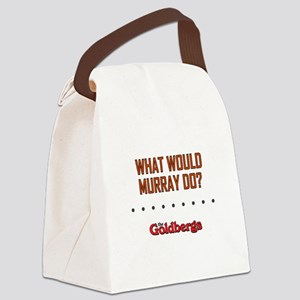 WWMD? Canvas Lunch Bag