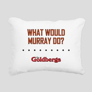 WWMD? Rectangular Canvas Pillow