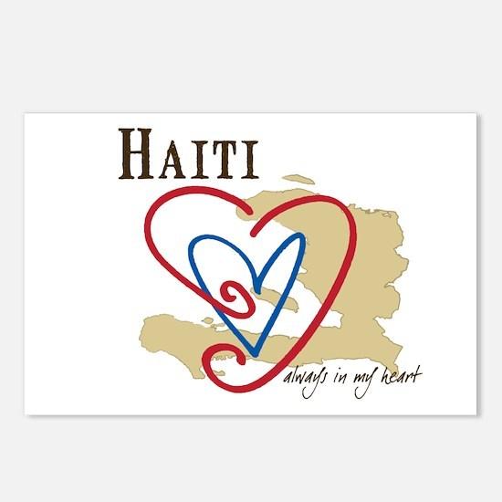Always In My Heart Postcards (Package of 8)