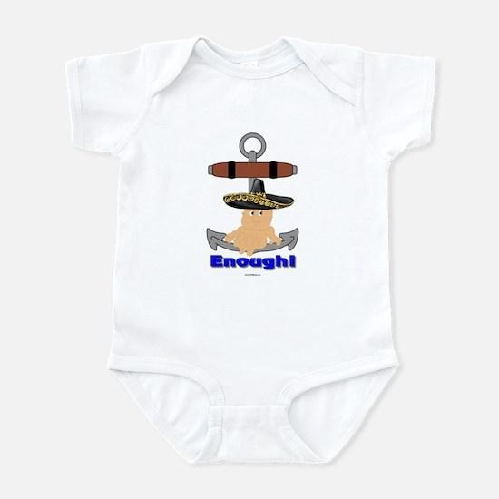 Enough! No More Anchor Babies Infant Bodysuit
