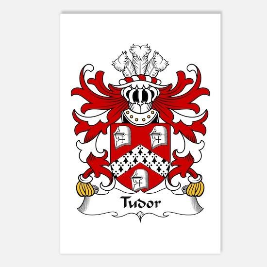 Tudor (from Owain Tudor) Postcards (Package of 8)