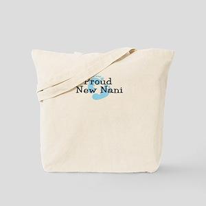 Proud New Nani B Tote Bag