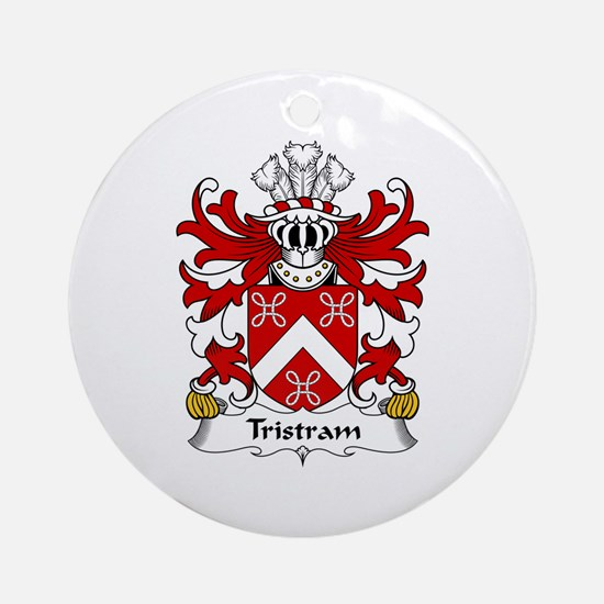 Tristram (OR TRYSTAN) Ornament (Round)