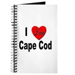 I Love Cape Cod Journal