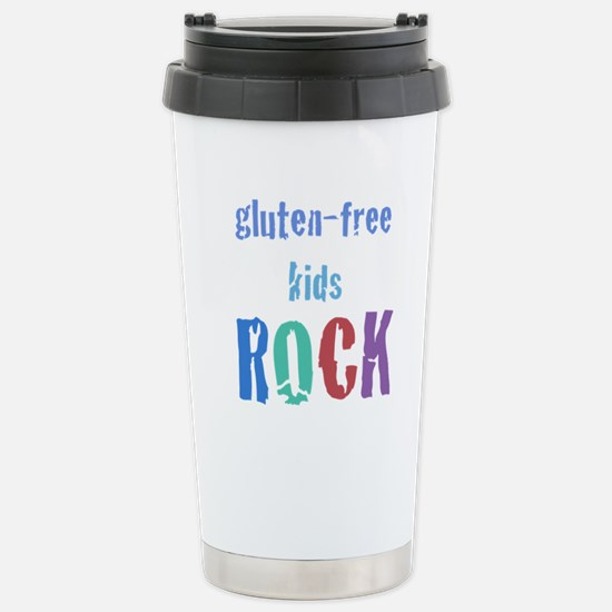 Gluten-Free Kids Rock! Mugs