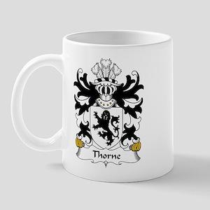 Thorne (of Shelvock, Shropshire) Mug