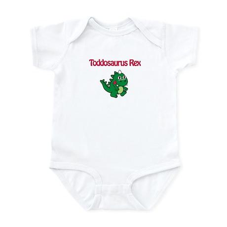 Toddosaurus Rex Infant Bodysuit