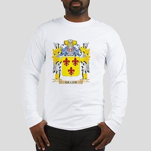 Gillen Coat of Arms - Family C Long Sleeve T-Shirt