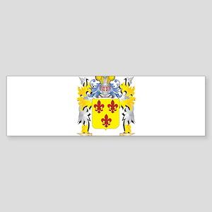 Gillen Coat of Arms - Family Crest Bumper Sticker