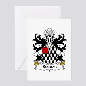 Stanton (or STAUNTON, Pembrokeshire) Greeting Card