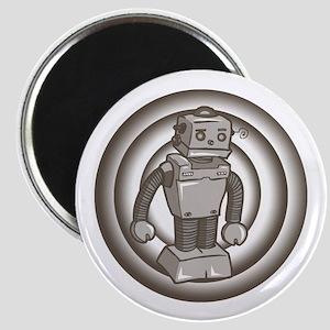 Vintage Robot Magnet