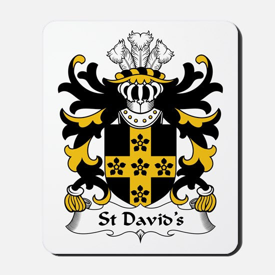 St David's (Diocese of) Mousepad
