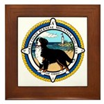 North Coast Logo - Framed Tile