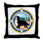 North Coast Logo - Throw Pillow