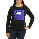 Make a truce with your fears Women's Long Sleeve D