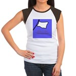 Make a truce with your fears Women's Cap Sleeve T-