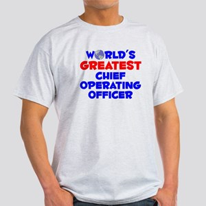 World's Greatest Chief.. (A) Light T-Shirt