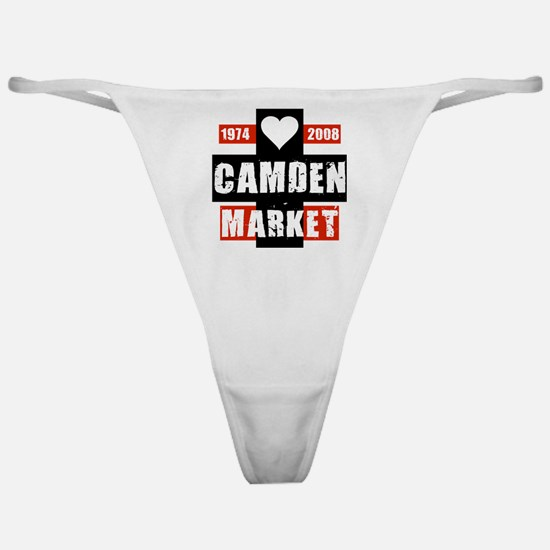 Funny Victorian gothic Classic Thong