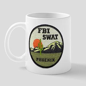 Phoenix FBI SWAT Mug