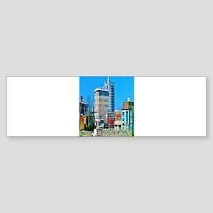 Cookman Ave Asbury Park NJ Sticker (Bumper)